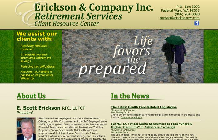 Erickson & Co.